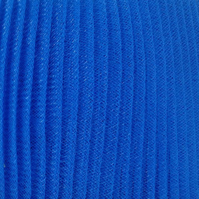 "Crinoline 15cm (6"") PLEATED per metre - Royal Blue"