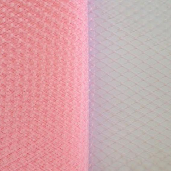 "9"" Pink Russian Veiling"