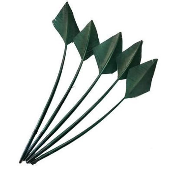Vintage Green Arrowheads