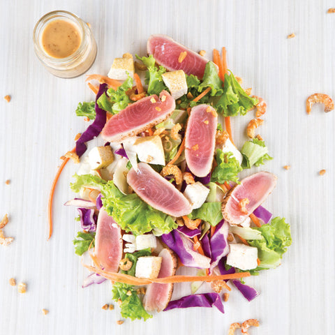 Tuna & Tofu Salad