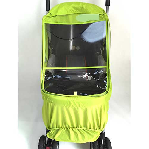 BABY STROLLER WEATHER SHEILD