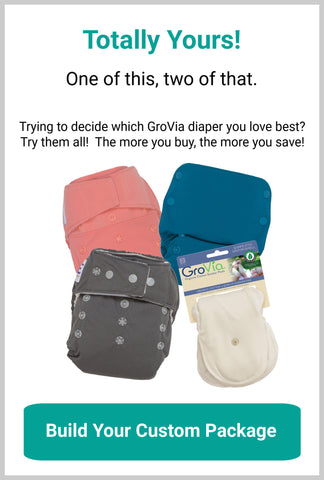GroVia Custom Diaper Packages