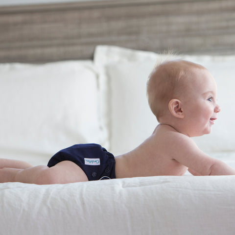 Image of GroVia Hybrid Cloth Diaper Shell