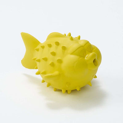 BeginAgain Toys Bathtub Pals Toy BeginAgain Toys Puffer Fish