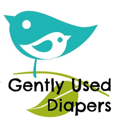 Gently Used Diapers - Final Sale Cloth Diaper Clearance/Used