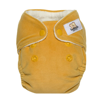GroVia Buttah Newborn All-In-One Cloth Diaper
