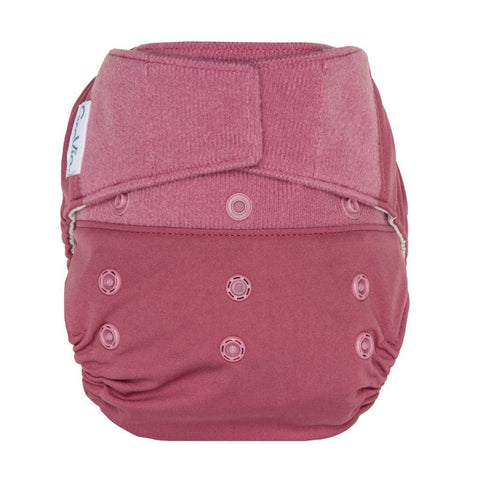 Image of GroVia Hybrid Cloth Diaper Shell Cloth Diaper GroVia Hook & Loop Petal