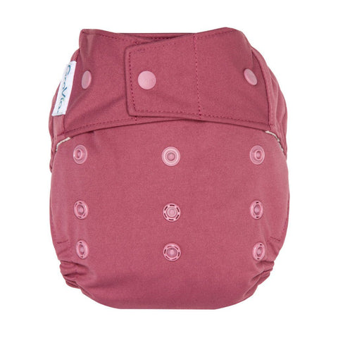 Image of GroVia Hybrid Cloth Diaper Shell Cloth Diaper GroVia Snap Petal