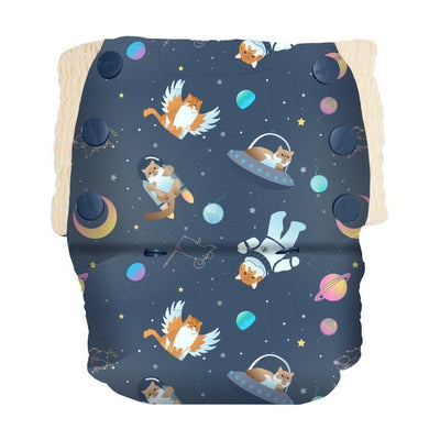 GroVia My Choice Cloth Trainer Cloth Diaper GroVia All Good Cats Go To Space