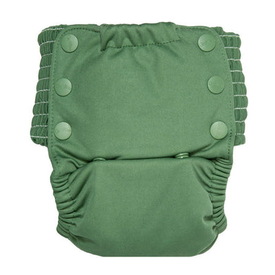 GroVia My Choice Cloth Trainer Cloth Diaper GroVia Basil