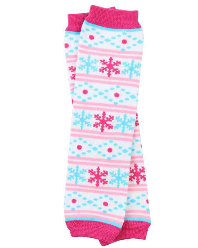 juDanzy Leg Warmers Clothing juDanzy Snow Star