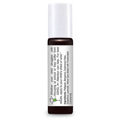 KidSafe A+ Attention Synergy Blend - Plant Therapy 100% Pure Essential Oils Essential Oil Plant Therapy Essential Oils