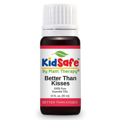 KidSafe Better Than Kisses Synergy Blend - Plant Therapy 100% Pure Essential Oils Essential Oil Plant Therapy Essential Oils 10 ml