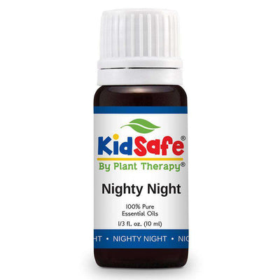 KidSafe Nighty Night Synergy Blend - Plant Therapy 100% Pure Essential Oils Essential Oil Plant Therapy Essential Oils 10 ml