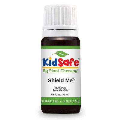 KidSafe Shield Me Synergy Blend - Plant Therapy 100% Pure Essential Oils Essential Oil Plant Therapy Essential Oils 10 ml
