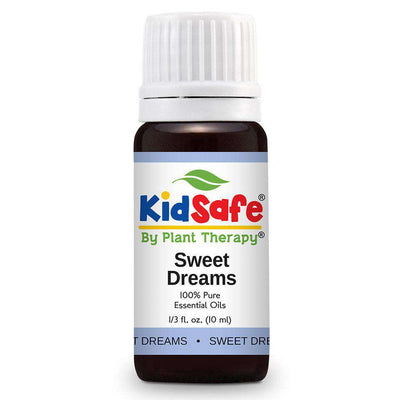 KidSafe Sweet Dreams Synergy Blend - Plant Therapy 100% Pure Essential Oils Essential Oil Plant Therapy Essential Oils 10 ml