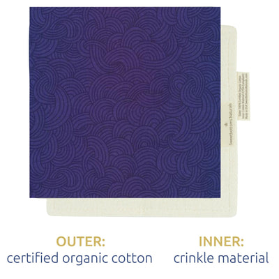 Organic Crinkle Sensory Paper Toy Sweetbottoms Naturals
