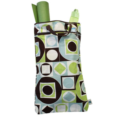 Planet Wise Hanging Wet/Dry Bag Diapering Accessory Planet Wise