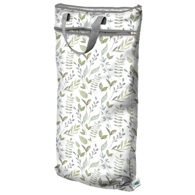 Planet Wise Hanging Wet/Dry Bag Diapering Accessory Planet Wise Beleaf In Yourself Performance