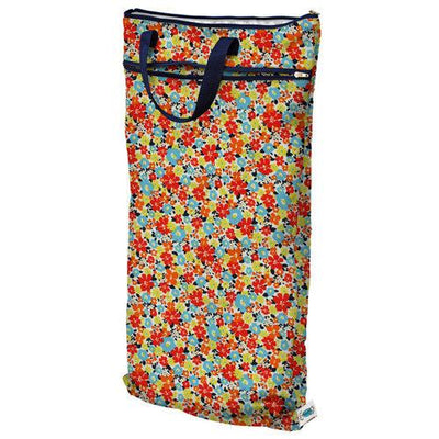 Planet Wise Hanging Wet/Dry Bag Diapering Accessory Planet Wise Fancy Pants