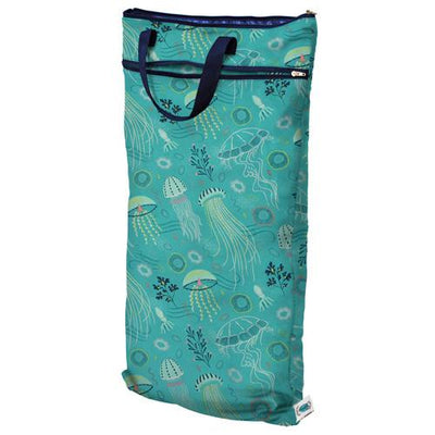 Planet Wise Hanging Wet/Dry Bag Diapering Accessory Planet Wise Jelly Jubilee
