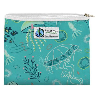 Planet Wise Reusable Zipper Sandwich Bag Feeding Planet Wise Jelly Jubilee