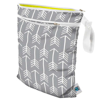 Planet Wise Wet/Dry Bag Diapering Accessory Planet Wise Aim Twill