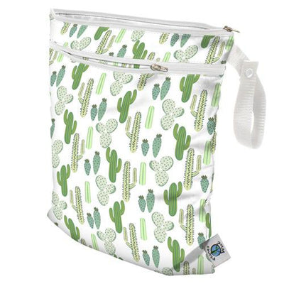 Planet Wise Wet/Dry Bag Diapering Accessory Planet Wise Prickly Cactus Performance