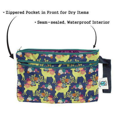 Planet Wise Wet/Dry Clutch Diapering Accessory Planet Wise