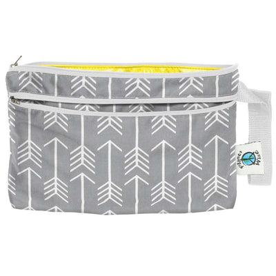 Planet Wise Wet/Dry Clutch Diapering Accessory Planet Wise Aim Twill
