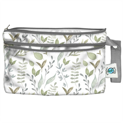 Planet Wise Wet/Dry Clutch Diapering Accessory Planet Wise Beleaf In Yourself Performance