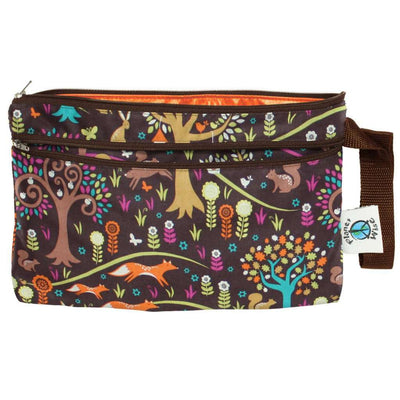 Planet Wise Wet/Dry Clutch Diapering Accessory Planet Wise Jewel Woods