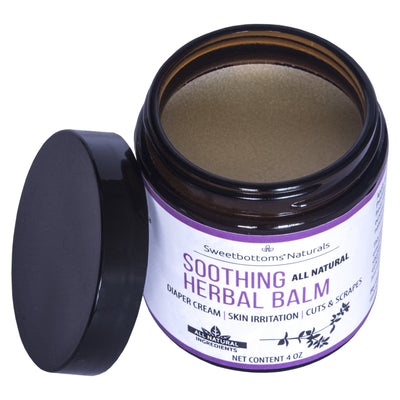 Sweetbottoms Naturals Soothing Herbal Balm Diapering Accessory Sweetbottoms Naturals
