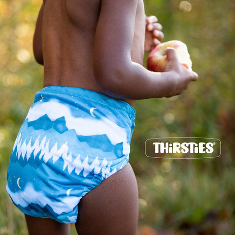 Thirsties Duo Wrap | Snap Cloth Diaper Thirsties