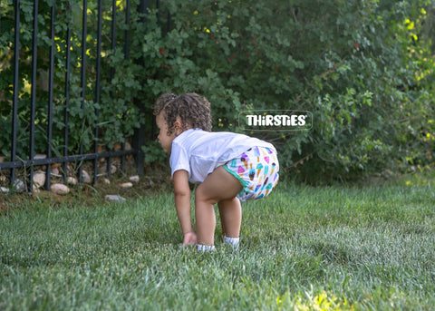 Image of Thirsties Duo Wrap | Snap Cloth Diaper Thirsties