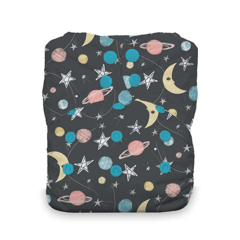Image of Thirsties Natural One-Size All-In-One Diaper Cloth Diaper Thirsties Stargazer