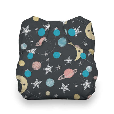 Thirsties Newborn All-In-One Diaper Cloth Diaper Thirsties Stargazer