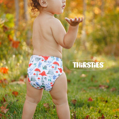 Thirsties One-Size Pocket Diaper Cloth Diaper Thirsties