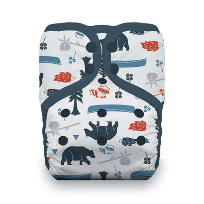 Thirsties One-Size Pocket Diaper Cloth Diaper Thirsties Adventure Trail