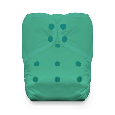 Thirsties One-Size Pocket Diaper Cloth Diaper Thirsties Seafoam