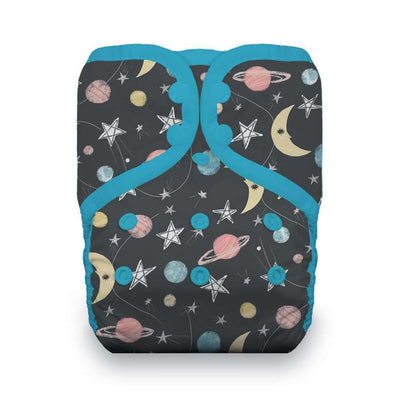 Thirsties One-Size Pocket Diaper Cloth Diaper Thirsties Stargazer