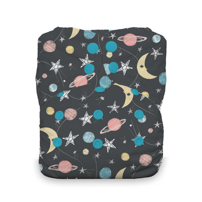 Thirsties Stay Dry Natural One-Size All-In-One Diaper Cloth Diaper Thirsties Stargazer