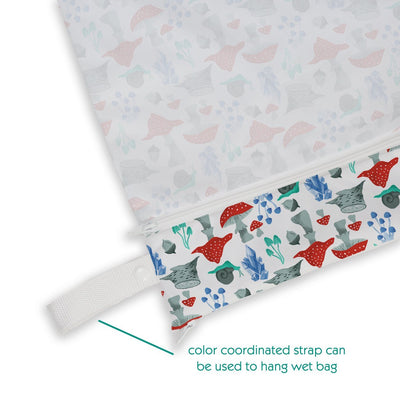 Thirsties Wet/Dry Bag Diapering Accessory Thirsties