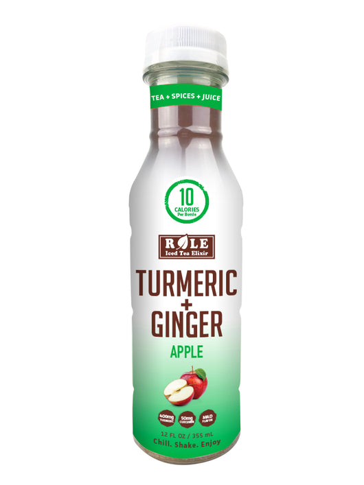 Apple Turmeric Ginger (Unsweetened)