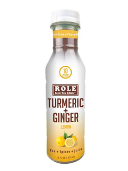 Lemon Turmeric Ginger (Sweetened)