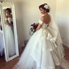 Charming Sweetheart Popular Online Bridal Long Wedding Dress, BG51637