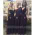 Popular Chiffon Formal Cheap Wedding Long Bridesmaid Dresses, BG51646