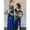 Mismatched Charming Popular Cheap Long Wedding Bridesmaid Dresses, BG51402