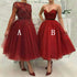 Pretty Tulle Inexpensive Occasion Cheap Homecoming Dresses, BH130
