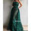Elegant Applique Lace Mermaid Long Prom Dresses FP1125